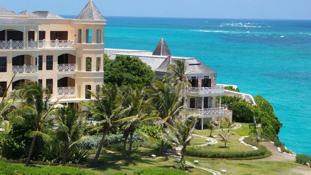 Barbados Tourist Attraction View